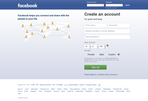 Węgierskie władze chcą większej kontroli nad Facebookiem