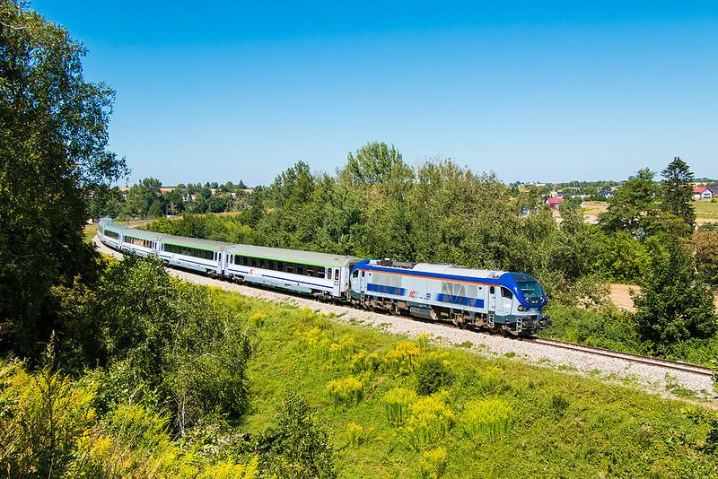 Wraca połączenie PKP z Lublina nad morze