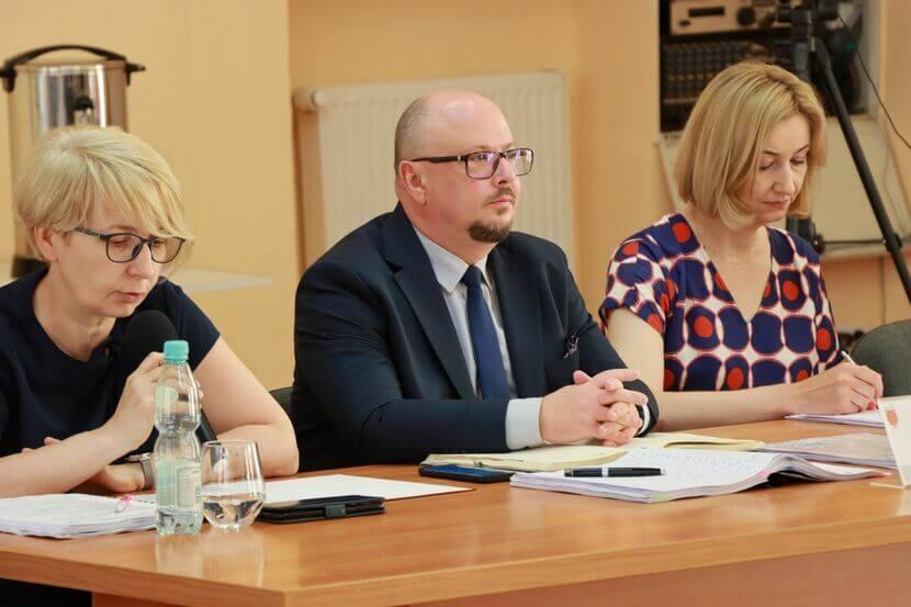 Burmistrz Kraśnika bez wotum zaufania